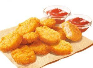 KFCナゲット10ピースが半額の400円