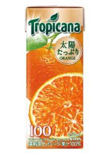 ケンタッキー「100%ジュースオレンジ」