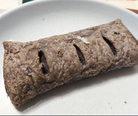 ケンタッキーのチョコパイ実物